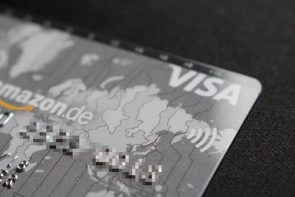 Amazon Kreditkarte Pin ändern